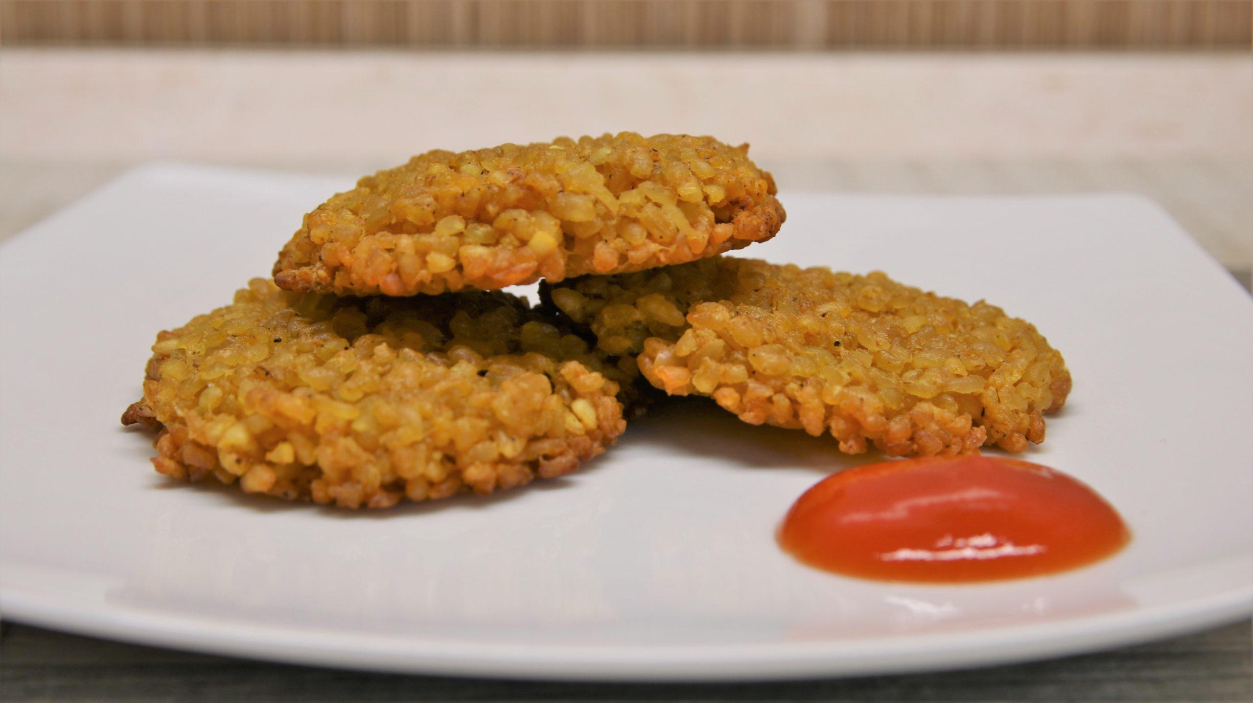 Bulgur Wheat Patties