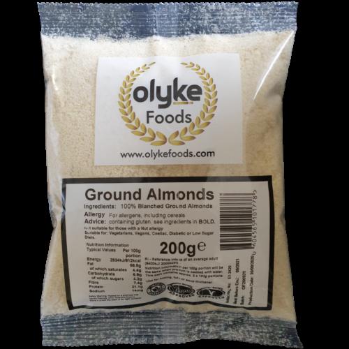 Ground Almonds 200g
