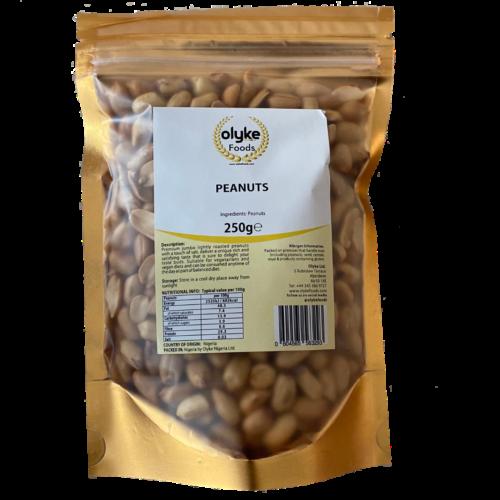 Peanuts 250g