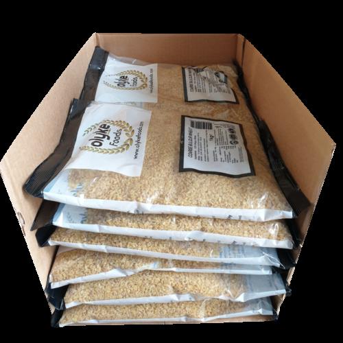 Coarse Bulgur Wheat 12x1kg