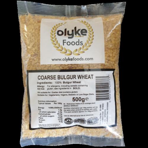 Coarse Bulgur Wheat 500g
